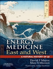 Energy Medicine East and West - a natural history of qi ebook by David F. Mayor,Marc S. Micozzi