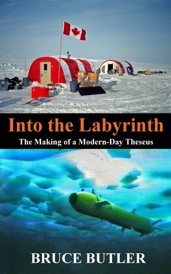 Into the Labyrinth: The Making of a Modern-Day Theseus ebook by Bruce Butler