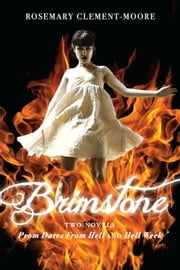 Brimstone ebook by Rosemary Clement-Moore