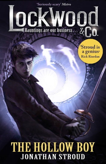 Lockwood & Co: The Hollow Boy ebook by Jonathan Stroud