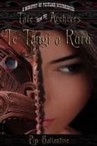 Tangi a te Ruru / The Cry of the Morepork ebook by Pip Ballantine