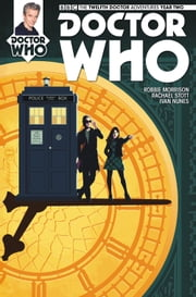 Doctor Who: The Twelfth Doctor #2.4 ebook by Robbie Morrison,Rachael Stott,Ivan Nunes