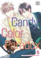 Candy Color Paradox, Vol. 5 (Yaoi Manga) ebook by Isaku Natsume