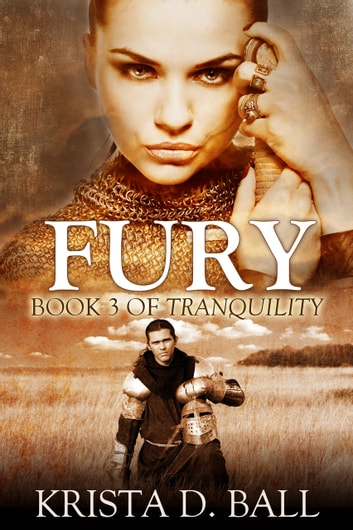 Fury ebook by Krista D. Ball