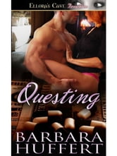 Questing ebook by Barbara Huffert