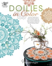 Doilies in Color ebook by Connie Ellison