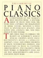 The Library of Piano Classics ebook by Amsco Publications