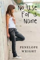 No Use for a Name ebook by Penelope Wright