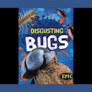 Disgusting Bugs audiobook by Patrick Perish