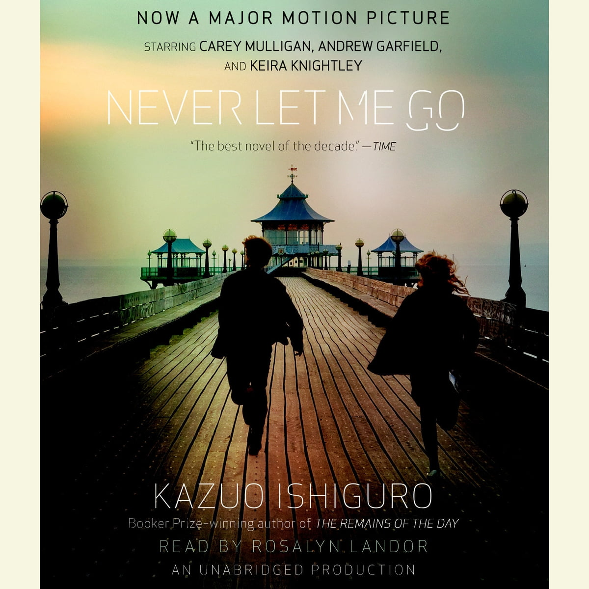 Never Let Me Go Deutsch