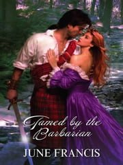 Tamed by the Barbarian ebook by June Francis