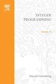 Integer Programming ebook by Torokhti, Anatoli