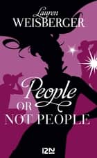 People or not people ebook by Christine BARBASTE,Lauren WEISBERGER