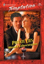 Private Lies ebook by Wendy Etherington