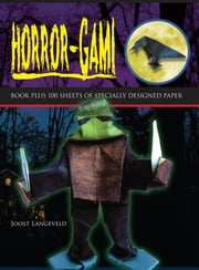 Horror-Gami ebook by Joost Langeveld
