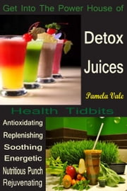 Get Into the Power House of Detox Juices - Health Tidbits Antioxidating Replenishing Soothing Energetic Nutritious Punch Rejuvenating ebook by Pamela Vale
