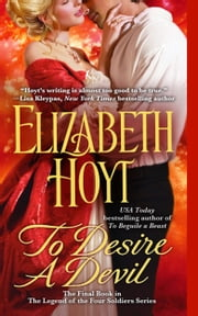 To Desire a Devil ebook by Elizabeth Hoyt