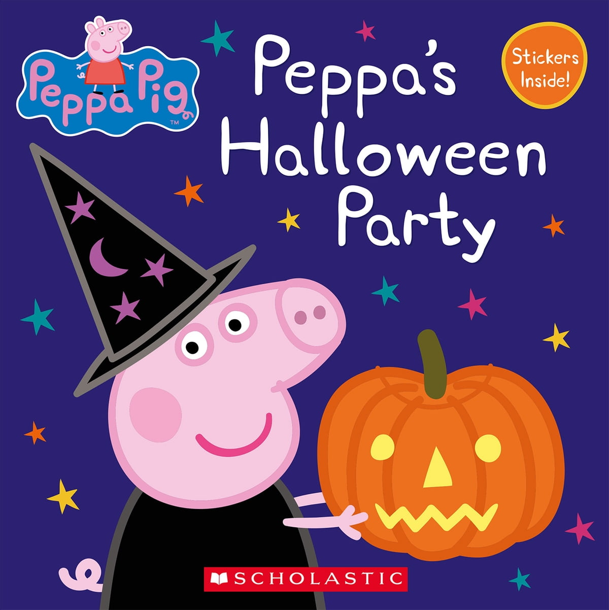 Peppa's Halloween Party (Peppa Pig: 8x8) eBook by Scholastic ...