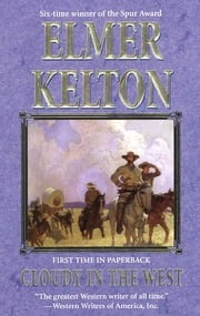 Cloudy in the West ebook by Elmer Kelton