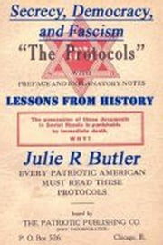 Secrecy, Democracy, and Fascism: Lessons from History ebook by Julie R Butler