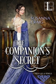 The Companion's Secret ebook by Susanna Craig