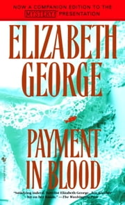 Payment in Blood ebook by Elizabeth George
