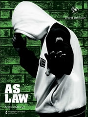 AS Law ebook by Andrew Mitchell