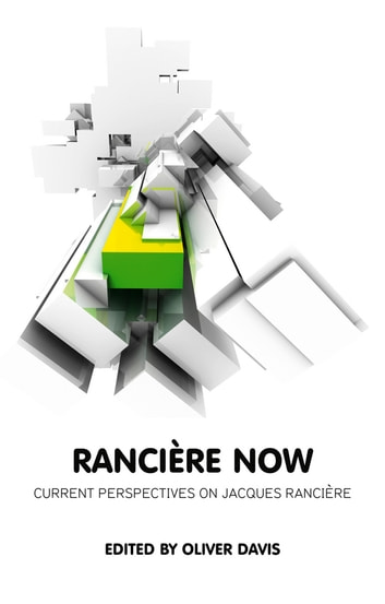 Ranciere Now ebook by Oliver  Davis