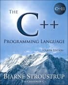 The C++ Programming Language - The C++ Programm Lang_p4 ebook by Bjarne Stroustrup