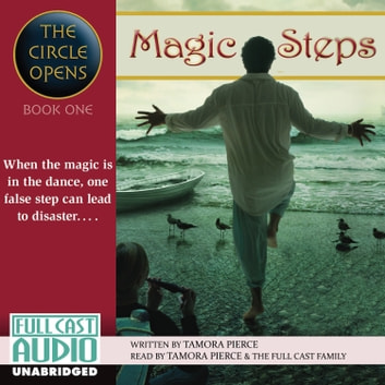 Magic Steps audiobook by Tamora Pierce