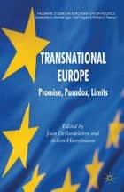 Transnational Europe ebook by J. DeBardeleben,A. Hurrelmann