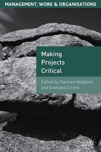 Making Projects Critical ebook by