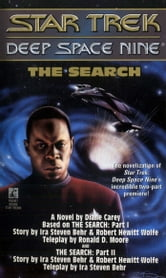 The Search ebook by Diane Carey