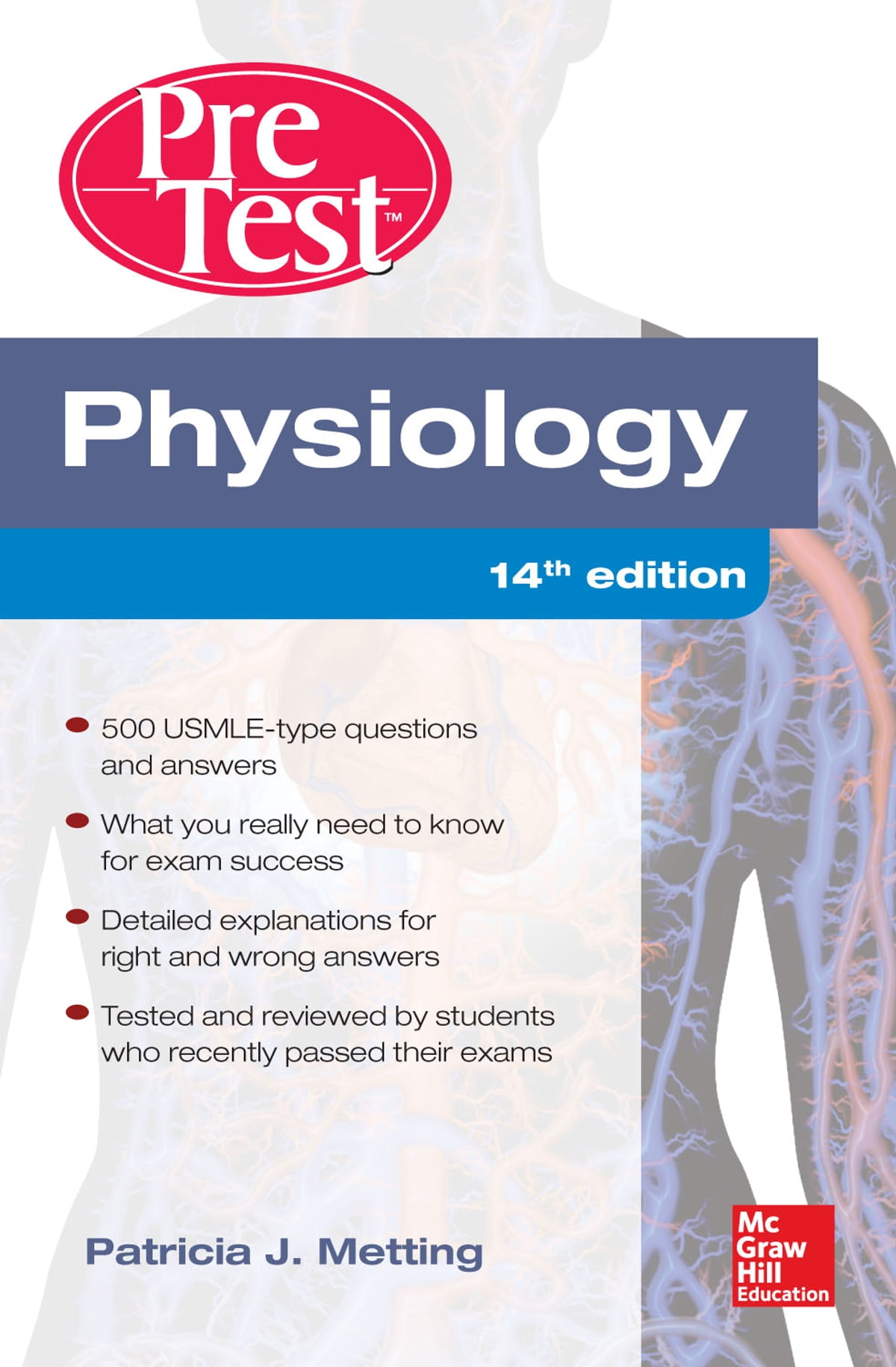 Physiology PreTest Self-Assessment and Review 14/E eBook by Patricia ...