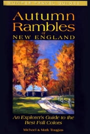 Autumn Rambles of New England ebook by Tougias, Michael