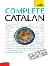 Complete Catalan Beginner to Intermediate Course - Learn to read, write, speak and understand a new language with Teach Yourself ebook by Anna Poch,Alan Yates