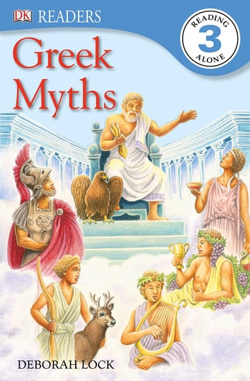 Greek Myths ebook by Deborah Lock