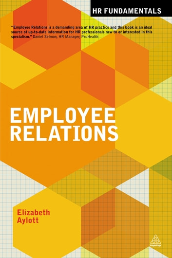 Employee Relations ebook by Elizabeth Aylott