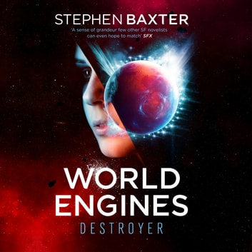 World Engines: Destroyer - Destroyer audiobook by Stephen Baxter