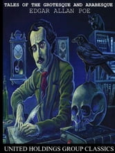 Tales of the Grotesque and Arabesque ebook by Edgar Allan Poe