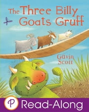 The Three Billy Goats Gruff ebook by Ronne Randall,Gavin Scott