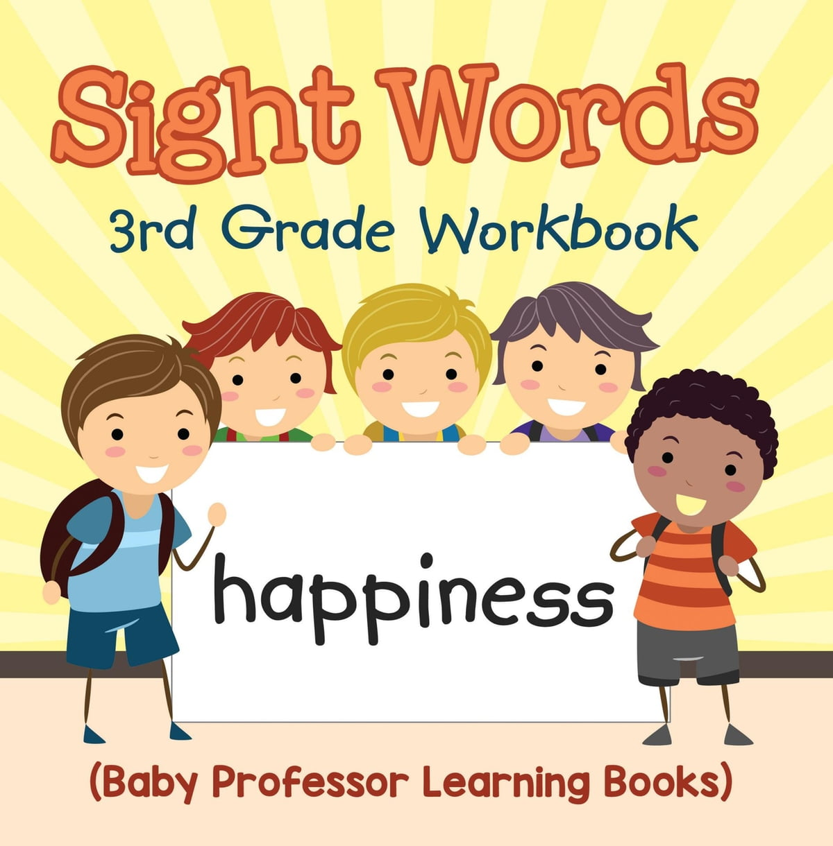 Sight Words 3rd Grade Workbook Baby Professor Learning Books Ebook