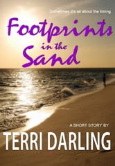 Footprints in the Sand ebook by Terri Darling