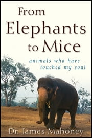 From Elephants to Mice - Animals Who Have Touched My Soul ebook by James Mahoney