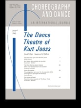 The Dance Theatre of Kurt Jooss ebook by Suzanne Walther