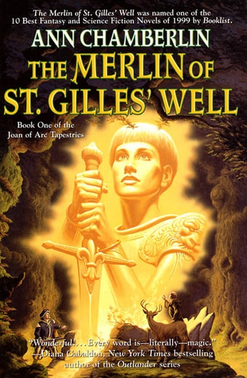 The Merlin of St. Gilles' Well ebook by Ann Chamberlin