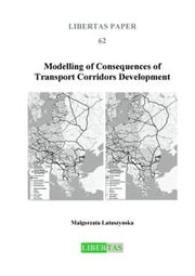 Modelling of Consequences of Transport Corridors Development ebook by Malgorzata Latuszynska