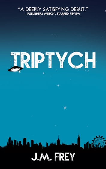 Triptych ebook by J.M. Frey