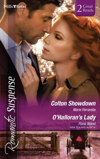 Colton Showdown/O'halloran's Lady 電子書 by Marie Ferrarella,Fiona Brand