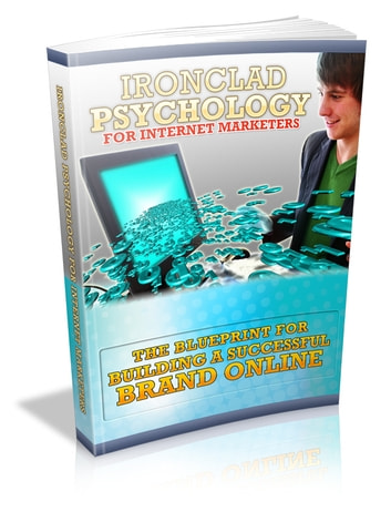 Ironclad Psychology For Internet Marketers ebook by Gaël Hamel